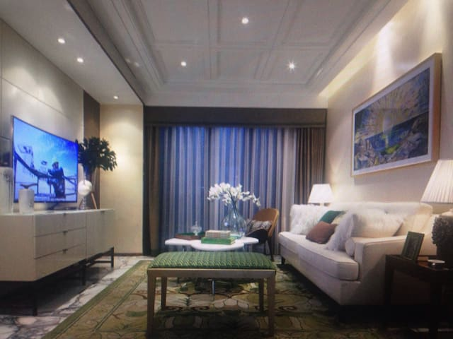 Korean garden apartment - 博韦 - Rumah