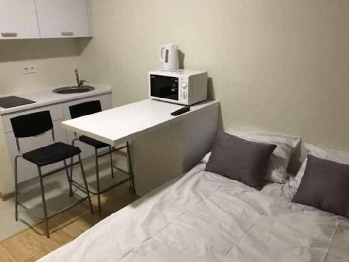 Уютная, стильная и новая квартира в Smart House