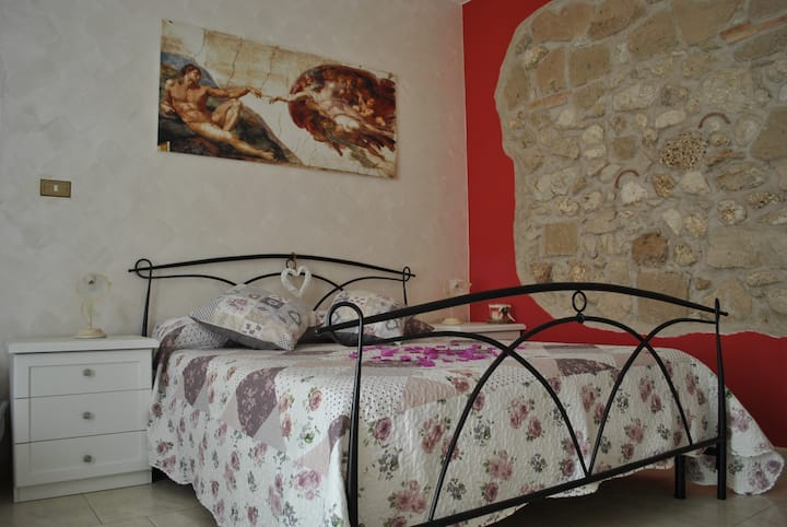 B&B Casale Shanti - Camera Ananda