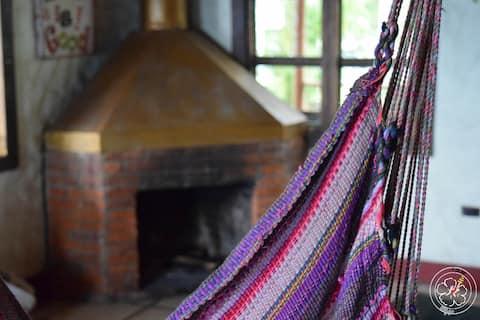 Finca Blanco y Negro: Organic Farm and Guesthouse