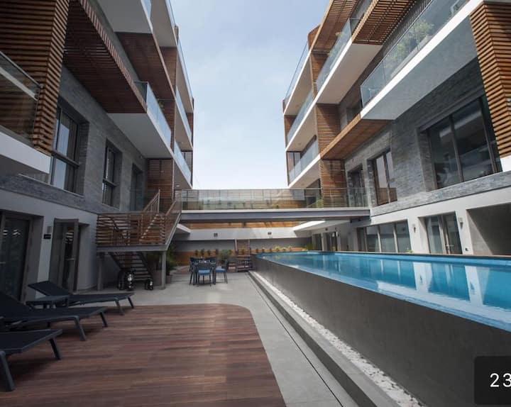 Appartement/Hotel de luxe à proximité de la mer