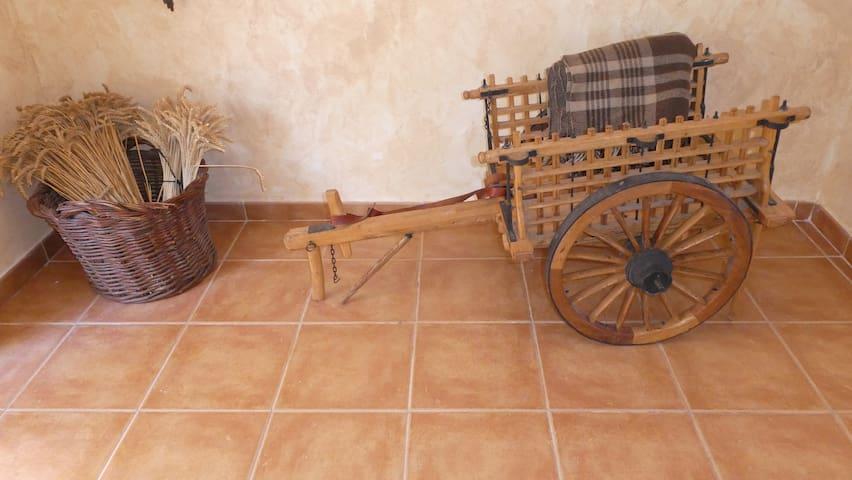 Casa Rural El Carro del Abuelo