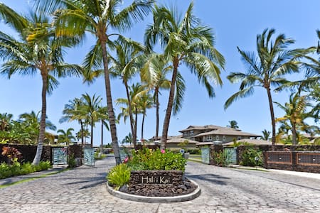 Spacious Floor Plan at Private Hali'i Kai 24F - Waikoloa Village