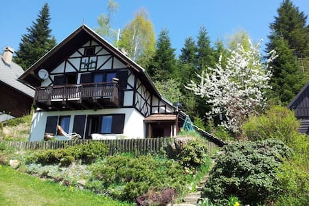 Little-wooden-getaway-mountainhouse - Frajhajm