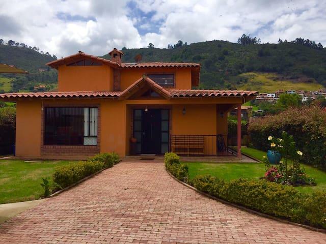 Casa Campestre Tabio - Tabio - Casa