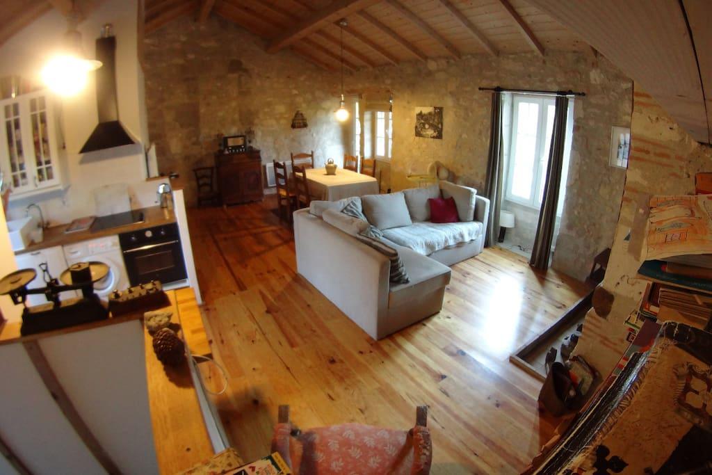 Canapé-lit - Sofa bed (double)