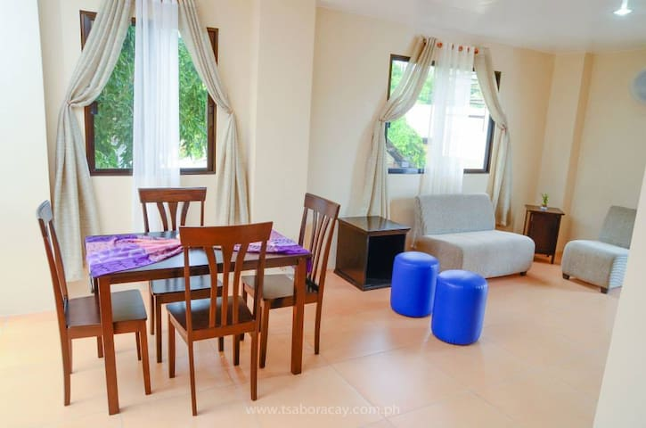 Boracay 2BR Apartment Fully Furnished for 4-8 pax - Malay - Apartamento
