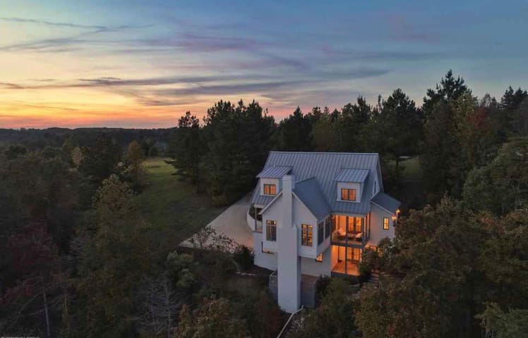 Featured in Bham Magazine: Lake Front/Grand Views!