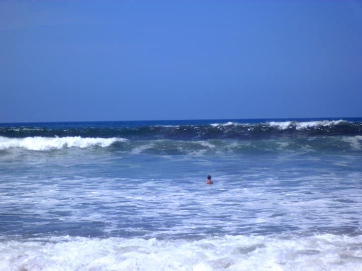 Cabaña by the sea, in the heart of Coronado!