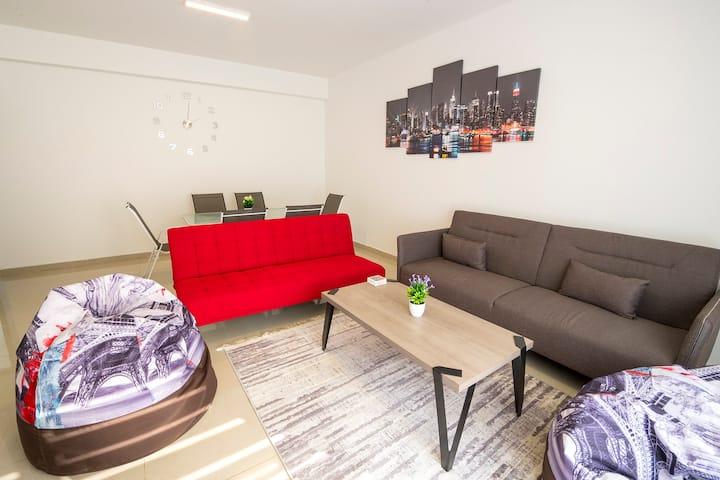 Modern and Spacious 135sqm apartment