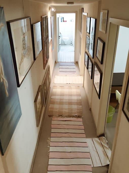 Gang 1. Zimmer (rechts)