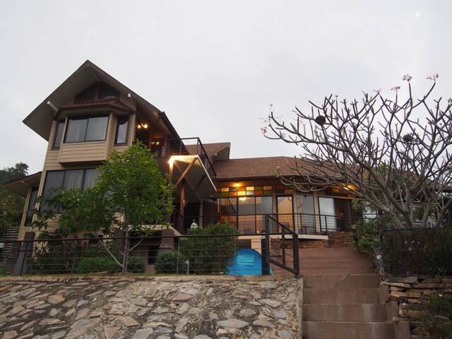 Khao Yai Mountain House (3 bedrooms) in Phu Patra