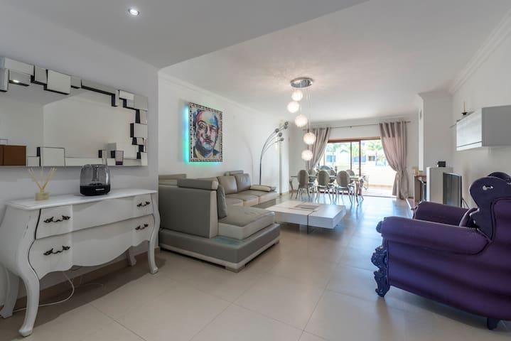 Lounge&Chic Villa-Appart Vilamoura