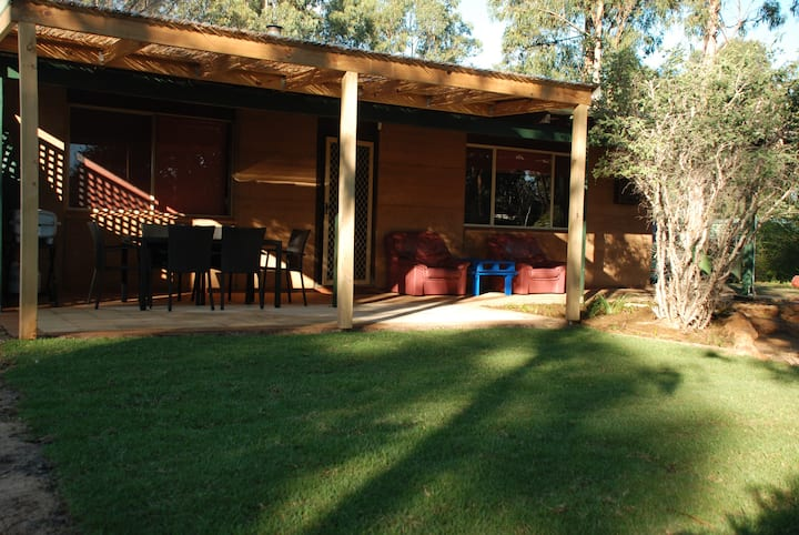 Yallingup Rammed Earth Cottage
