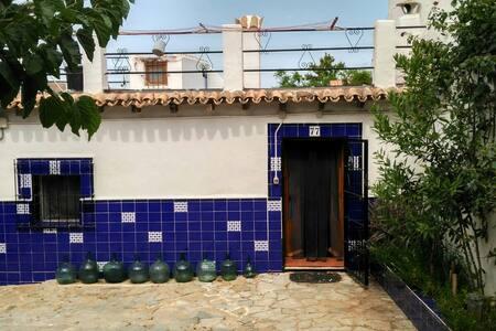 Casa rural en Galifa,hay limpieza vírica por Ozono