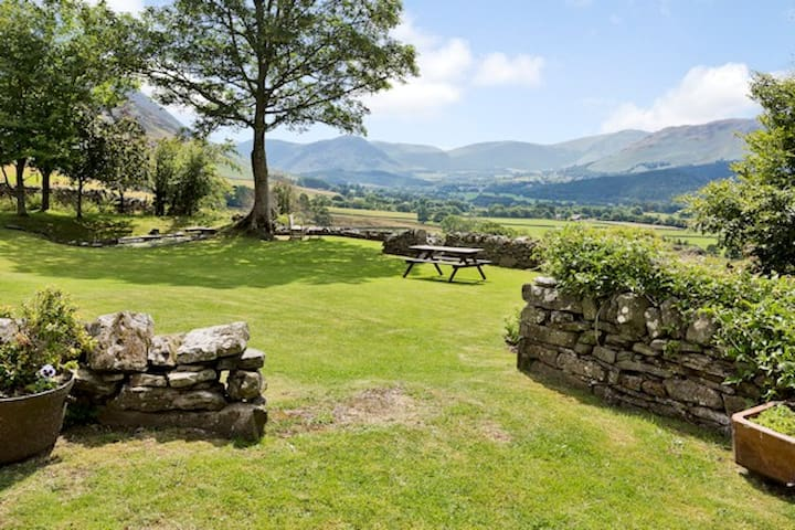 Cosy cottage with fabulous views! - High Lorton - Hus