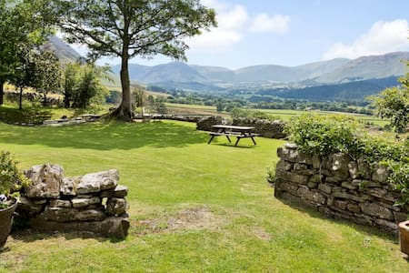Cosy cottage with fabulous views! - High Lorton