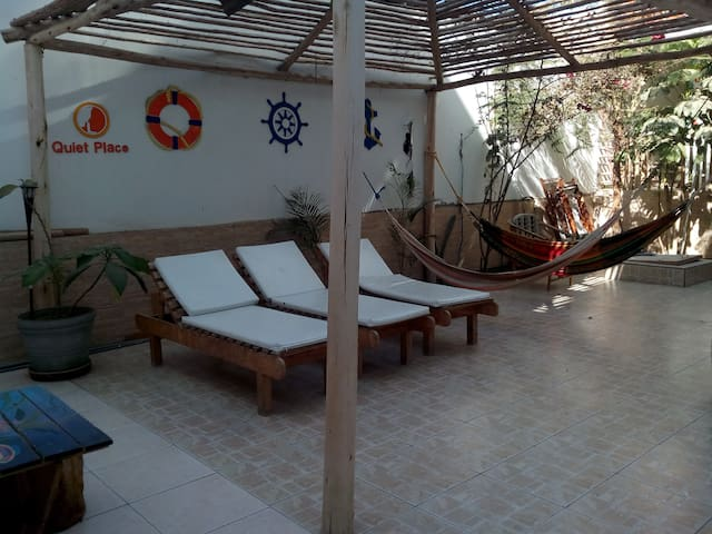 Matrimonial Paracas Backpackers' House