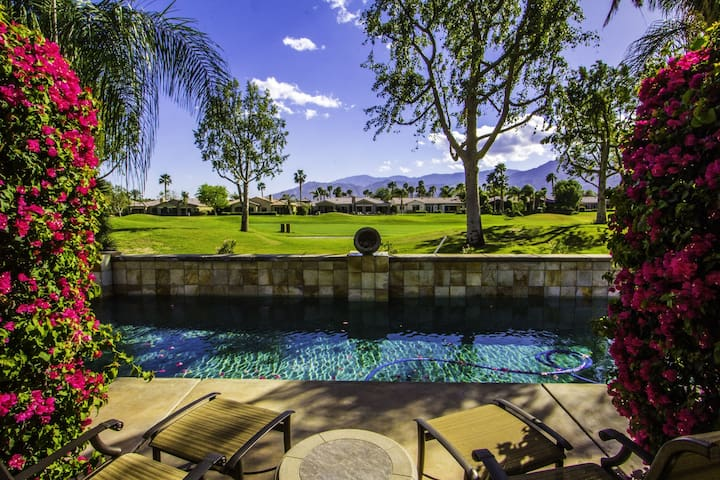 Gorgeous PGA West Home with Stunning Views!
