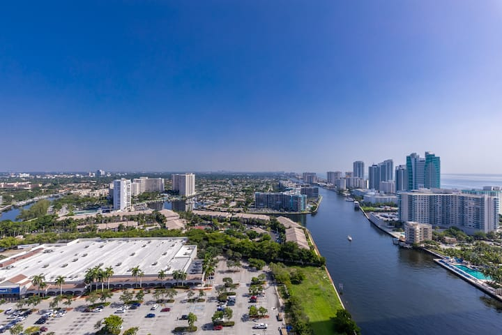 Beachwalk Resort Suite#3004B! Outstanding view!