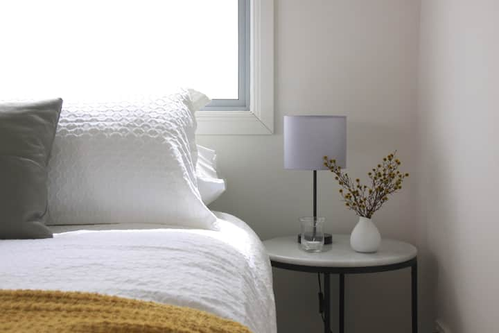 Cosy place to stay in St Kilda East