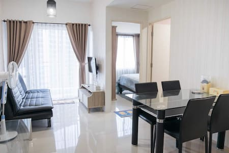 The Golf View Apartment+extrabed @ Pakuwon Mall