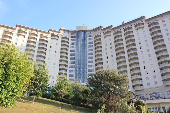 Квартира в гостиничном коомплексе 5 звезд - Alanya - Lejlighed