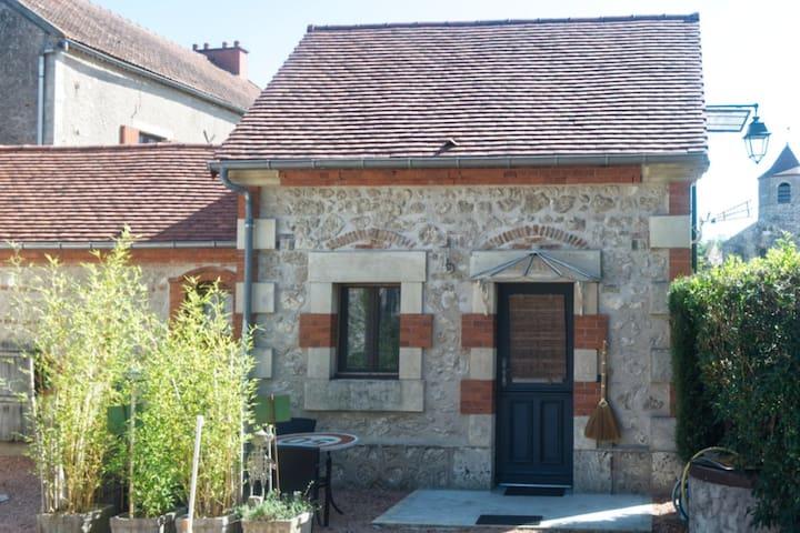 Maison T2 PRIVATIVE à 10mn de Vichy à la campagne