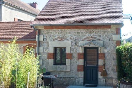 Maison T2 PRIVATIVE à 12mn de Vichy à la campagne