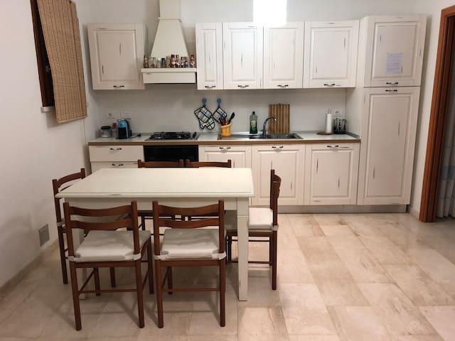 Appartamento nel Golf Is Arenas, vicino al mare