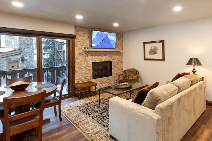 Riva Ridge 665: three bedroom – premier location Vail Village