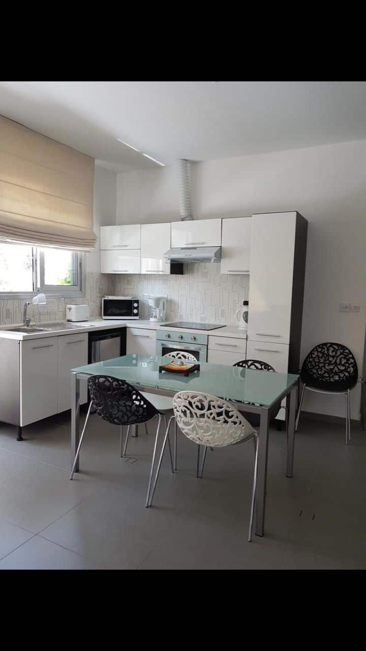 Ευρύχωρο και άνετο διαμέρισμα
