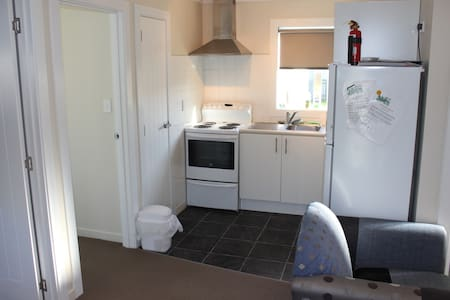 The Green Gecko Apartment - Ashburton