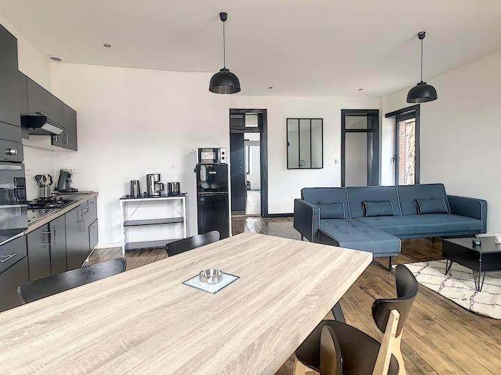 Appartement 88m2