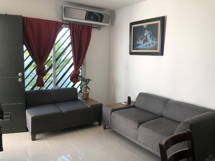 Casa Nevi / 2 bedrooms (8p) Near to airport
