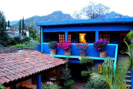 Lindos cuartos - Tepoztlán, Morelos - Tepoztlán