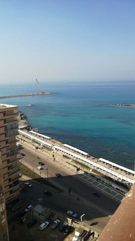 Luxury apartment with view in heart of Alexandria