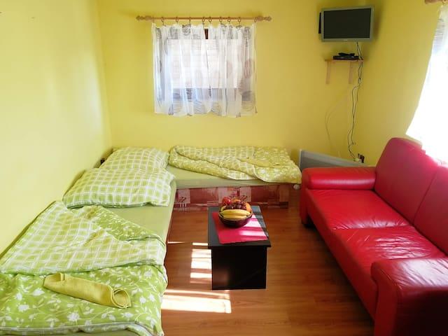 Cottage Natasha (Family apartment)