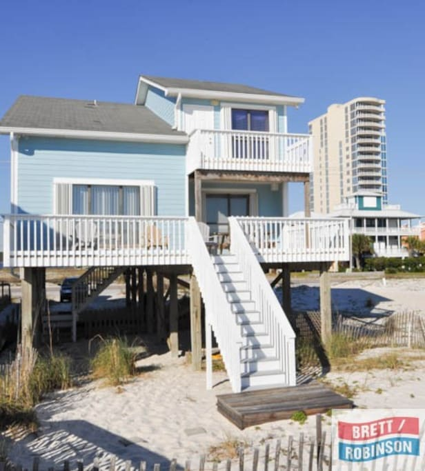Gulf Coast Beach Houses: Houses For Rent In Gulf Shores