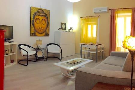 Ortigia Home WIFI near Apollo Temple - Syracuse - Apartment
