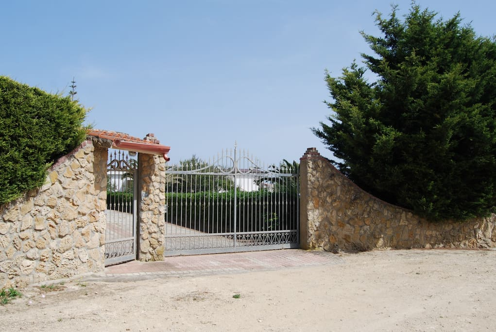 entrata esterna