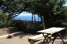Wonderful cabin in Tunquen