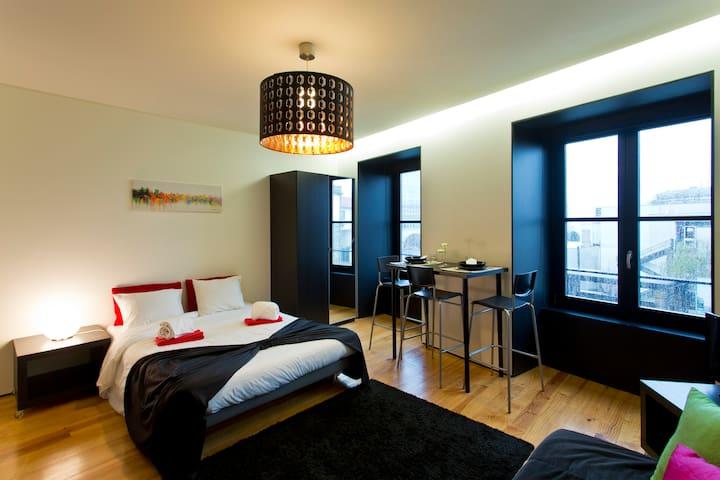 T0 Janelas de Miragaia - Porto - Wohnung