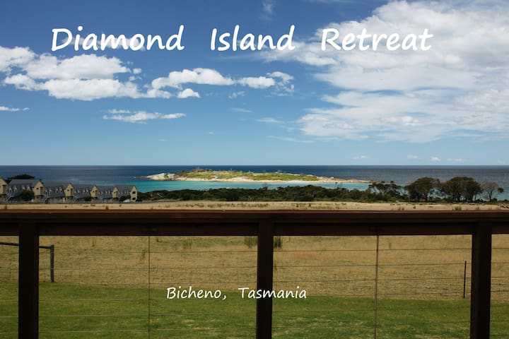 Diamond Island Retreat - Bicheno - House