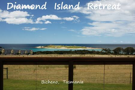Diamond Island Retreat - Bicheno - House