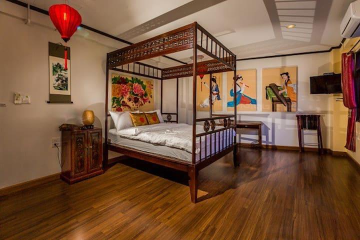 Chinatown Theme in Bangkok! - Bangkok - Appartamento