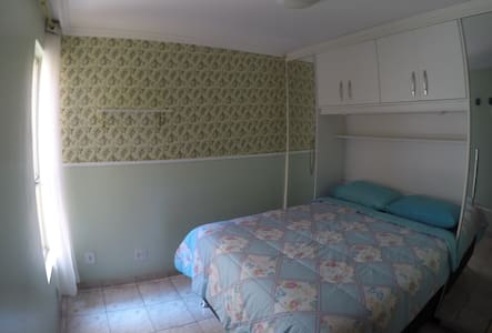 Room opposite the metro station - great location - Brasília - 公寓