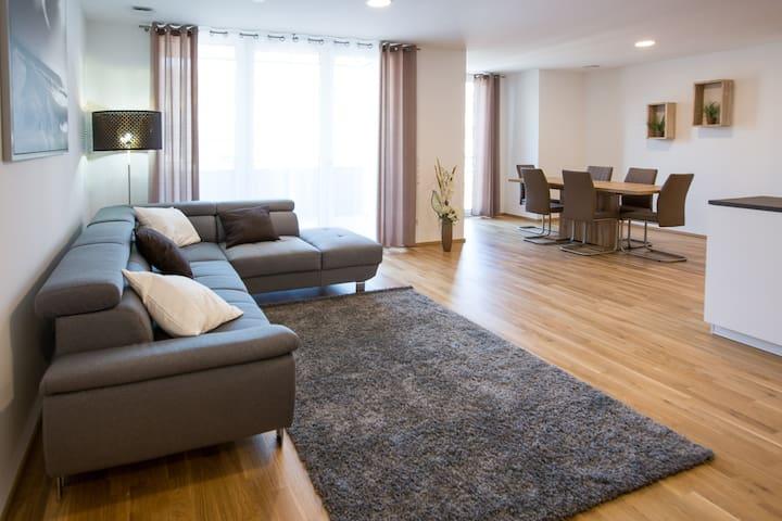Modernes und exklusives 4-Zimmer Apartment 120 m²