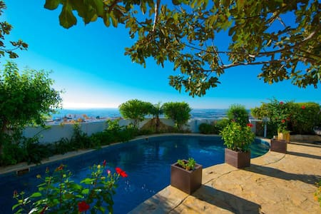 7 Individual suites with pools & gardens 2