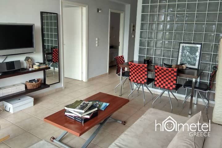 Ioannina's City apartment for all